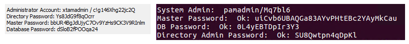 Xton Tech Master Password Examples
