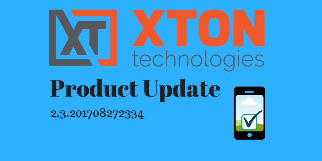 XtonTech Xton Technologies Privileged Account and Access Management Product Update