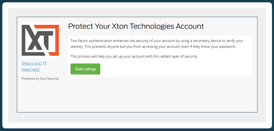 Duo Security - How to Login as a User | Xton Technologies