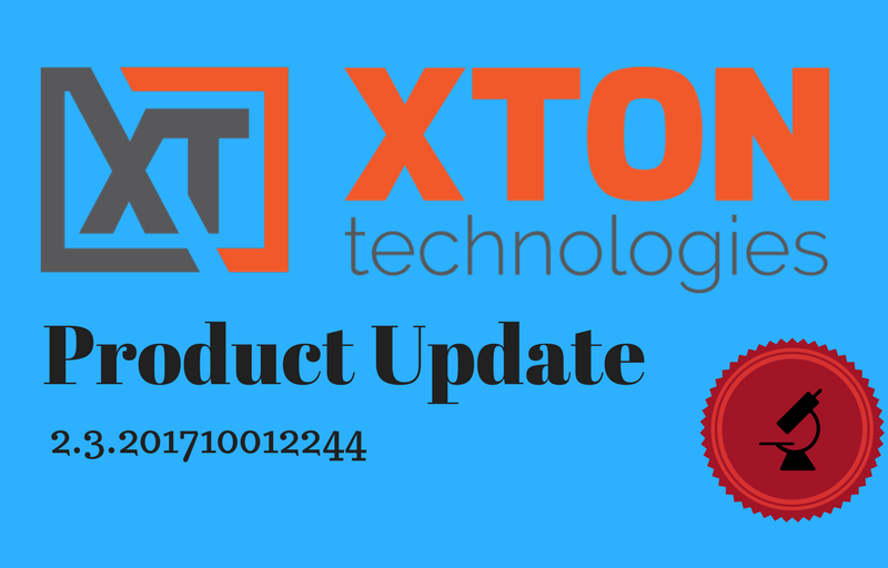 Xton Technologies XtonTech Product Update Privileged Account and Access Management