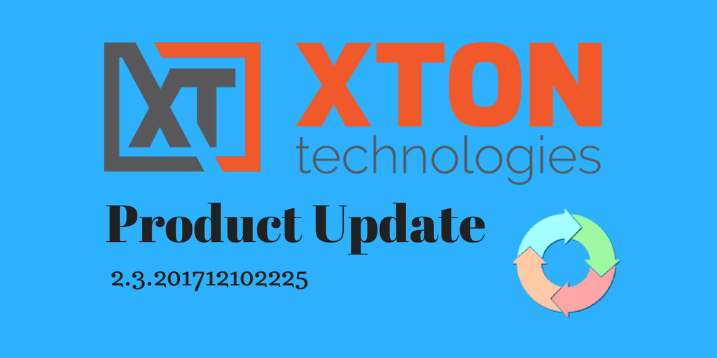 Xton Technologies XtonTech Product Update Privileged Account and Access Management Request approval Workflow, keystrokes recording