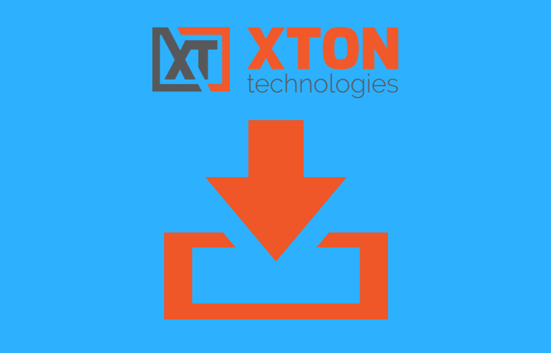 XtonTech PAM privileged account management Product Update 2.3.201803182321 native applications RemoteApp MS SQL Studio