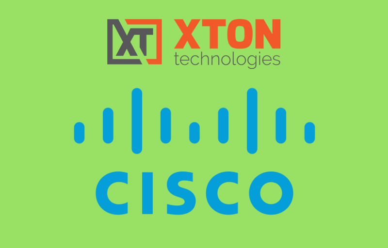 XtonTech PAM privileged account management Product Update 2.3.201804012143 Cisco