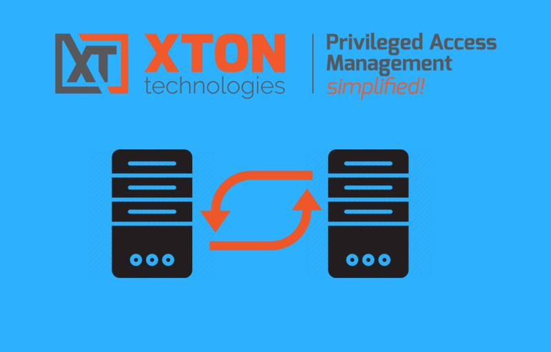 XtonTech PAM privileged account management Product Update 2.3.201804292325 Spanish keyboard replication user directory high availability