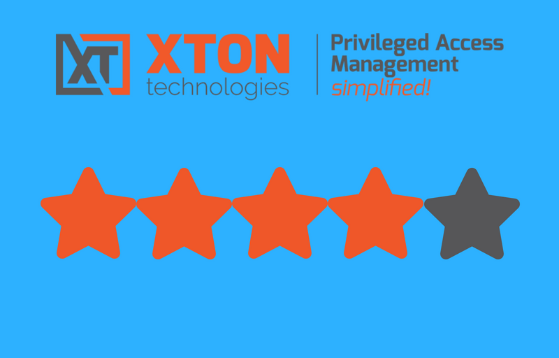 XtonTech Product Update star rating for sessions