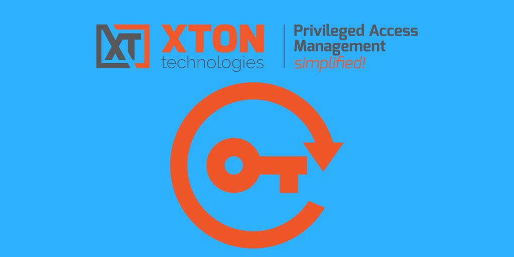XtonTech Product Update - rotate SSH key rotation