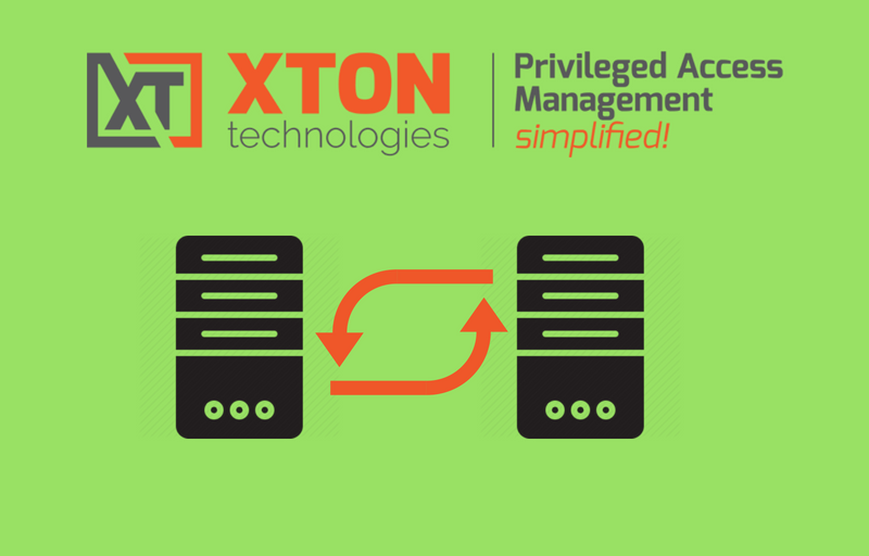 Xton Access Manager High Availability Option Load Balancer