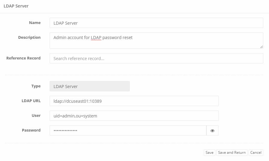 OpenLDAP Automated Password Reset | Xton Technologies