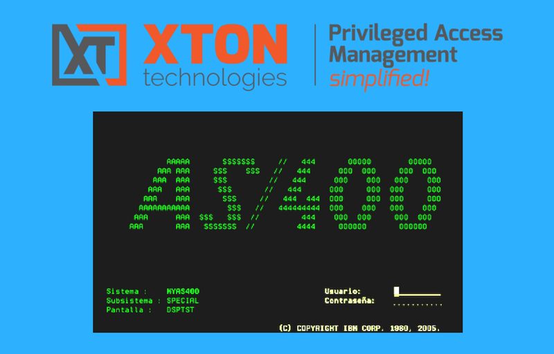 Xton Tech XTAM Product Update AS400 terminal Oracle IBM