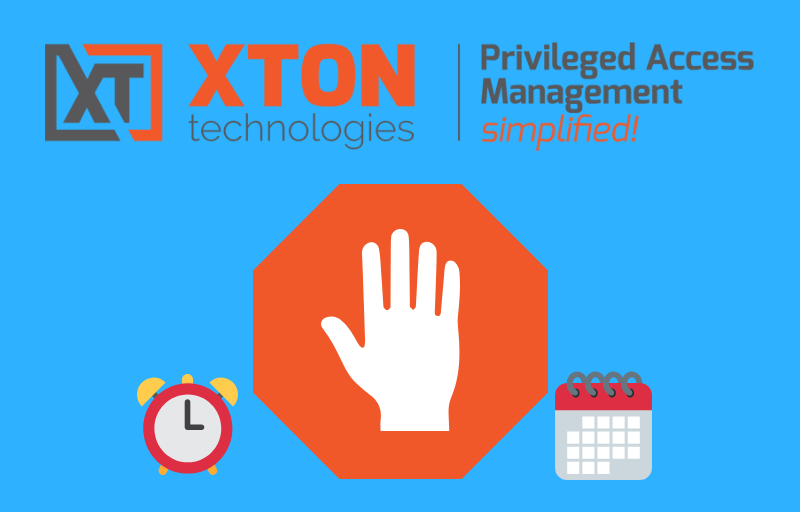 Xton Access Manager Update 2.3.201809232243 workflow template restrict access automatic approval metadata custom field search