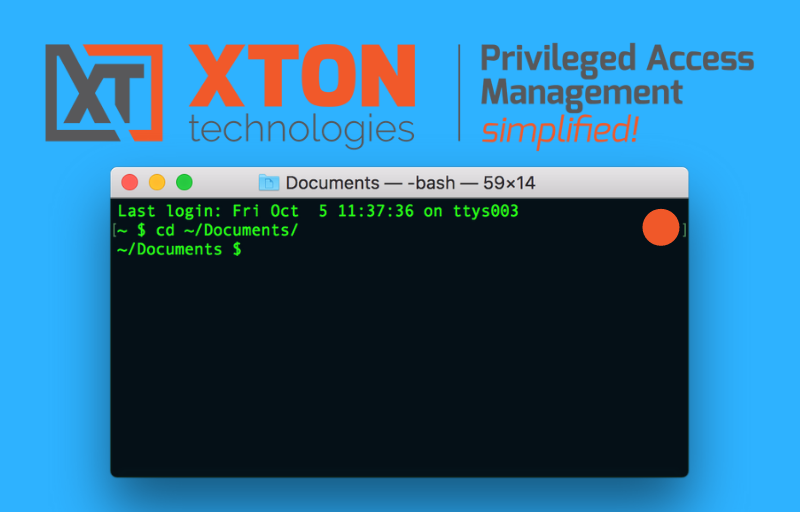 Xton Access Manager Update 2.3.201810072211 SSH Proxy recording playback discovery auto-import