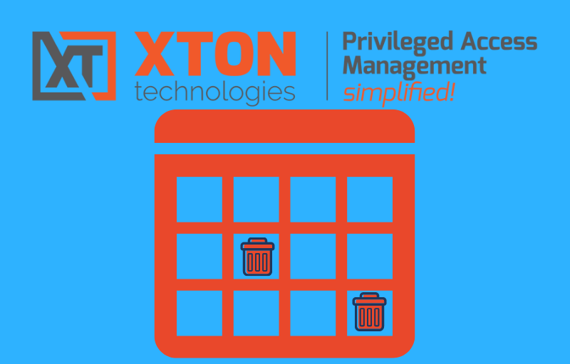 Xton Access Manager Update 2.3.201810212225 Session Recording Retention