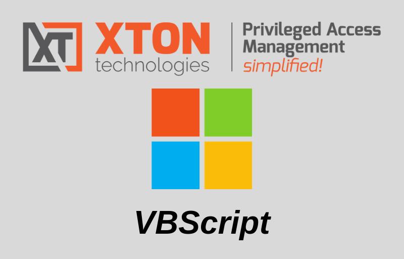 XtonTech XTAM API REST VBScript code example