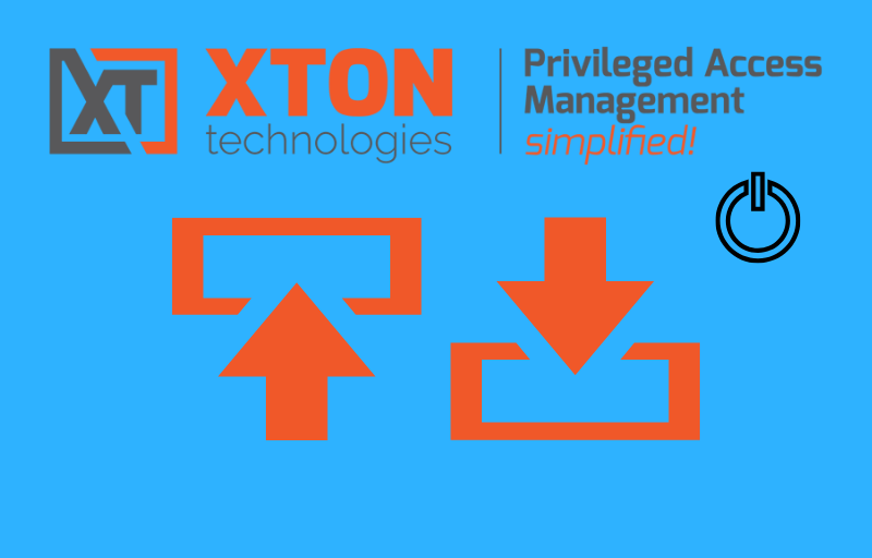 Xton Access Manager Product Update 2.3.201812092111 enable file transfer report protocol channel REST API IP Filter