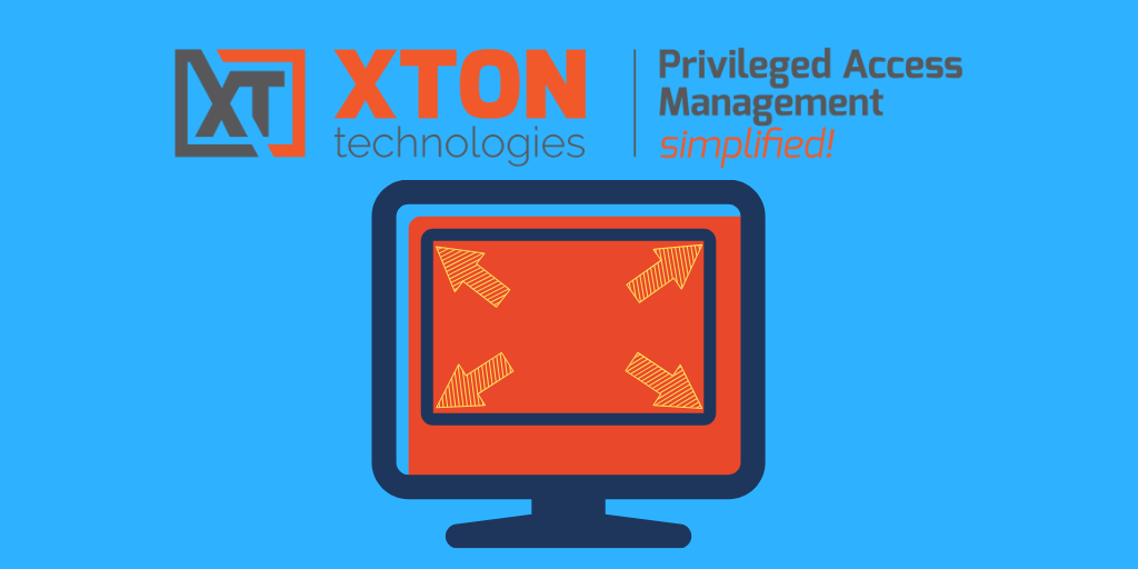 Xton Access Manager Product Update 2.3.201901062234 OpenJDK Screen Size control SSH sessions
