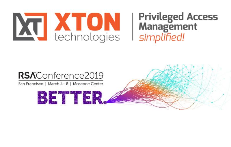 xtontech xton technolgies RSA conference 2019 XTAM HASB
