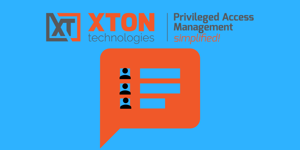 Xton Access Manager Product Update 2.3.201902172217 object access report pass through dynamic credentials ssh proxy