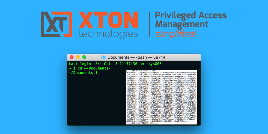 Xton Access Manager Product Update 2.3.201902102231 ssh proxy public key authentication