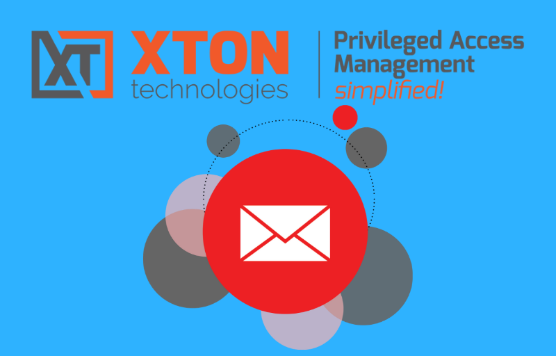 Xton Access Manager Product Update 2.3.201903022228 report subscription temporary accounts bulk sharing