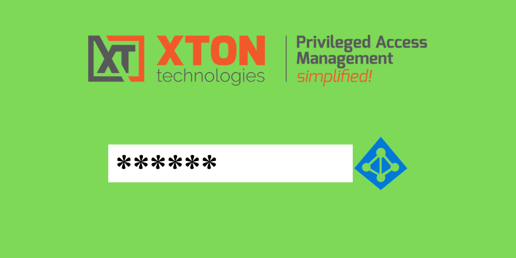 >Xton Access Manager Product Update 2.3.201904072223 Microsoft AD self reset password shadow account discovery DNS verification