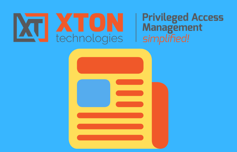 Xton Access Manager Product Update 2.3.201906302237 custom report