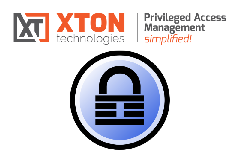 Xton Access Manager Product Update 2.3.201907282252 import KeePass Password Safe