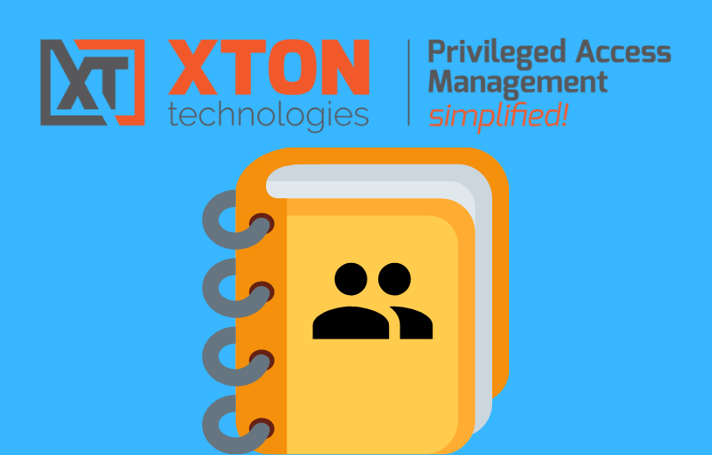 Xton Access Manager Product Update 2.3.201907072217 transparency visibility user directory workflow all