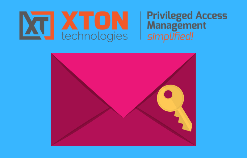 Xton Access Manager Product Update 2.3.201909292215 email access approval just in time CLI access request