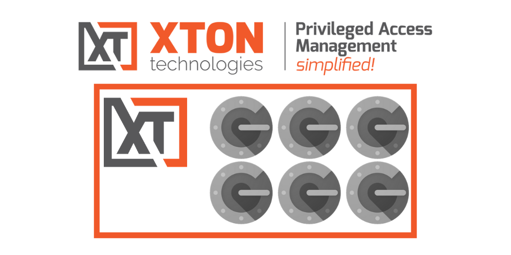 Xton Access Manager Product Update 2.3.201909012238 Google Authenticator App Discovery Account Import