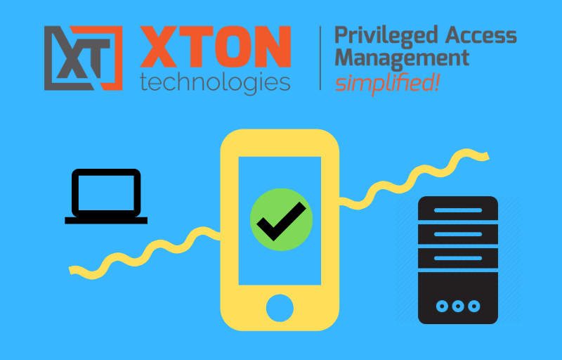 Xton Access Manager Product Update 2.3.202001122307 MFA connect unlock edit starting view