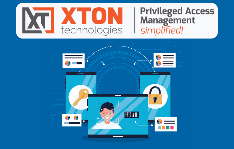 Xton Access Manager Product Update 2.3.202002162247 audit log event login logout authentication manage multi-forest AD