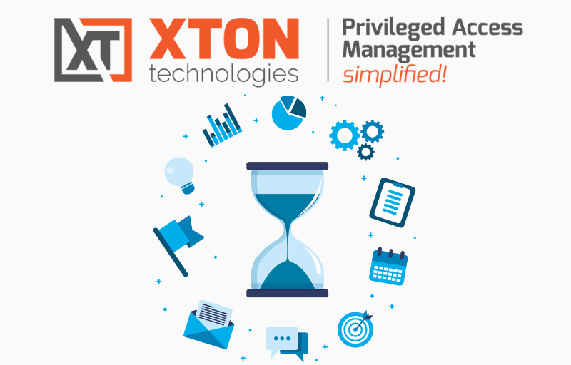 Xton Access Manager Product Update 2.3.202002231453 guest account login logout failed auth audit event record type