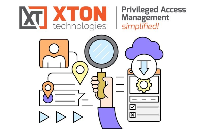 Xton Access Manager Product Update 2.3.202002092319 active behavior analytics clipboard file transfer recording for RDP Proxy