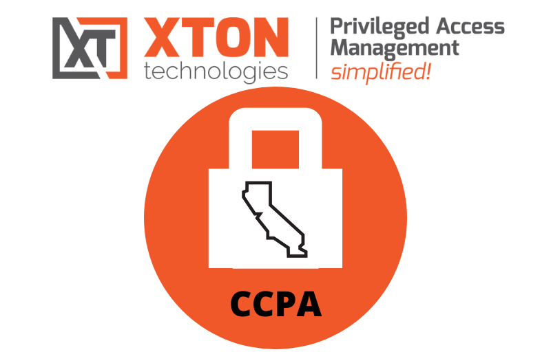 Data Security and CCPA Compliance
