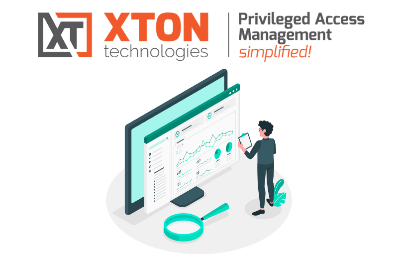 Xton Access Manager Product Update 2.3.202010042300 system dashboard charts analytics