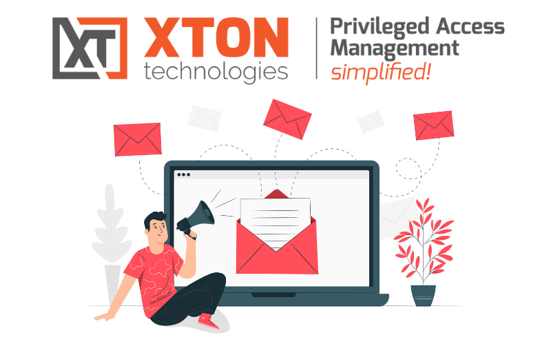 Xton Access Manager Product Update 2.3.202012272242 notification aggregation multiple email notifications