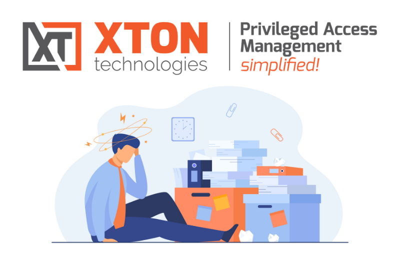 Xton Access Manager Product Update 2.3.202101312309 ad user password change delegated approval workflow