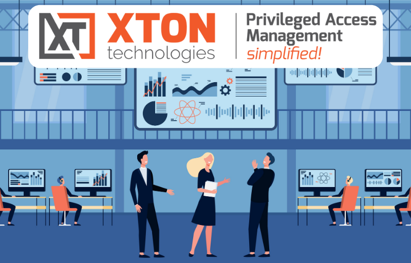 Xton Access Manager Product Update 2.3.202101242305 approvers to review, join and terminate ssh proxy shell mass unlock display