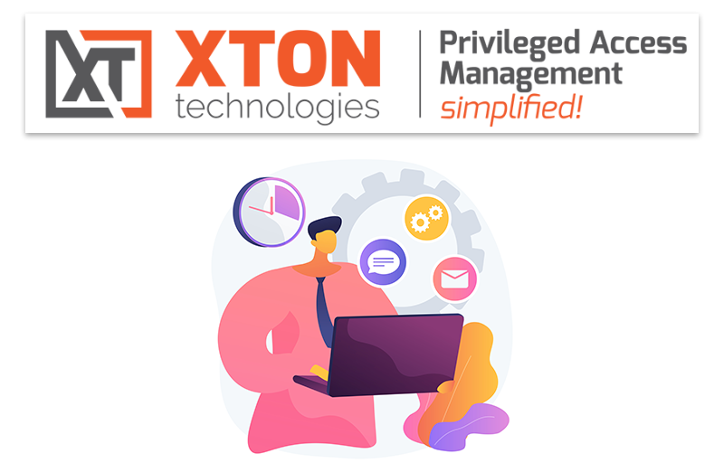 Xton Access Manager Product Update 2.3.202107042314 brazil access request report analysis