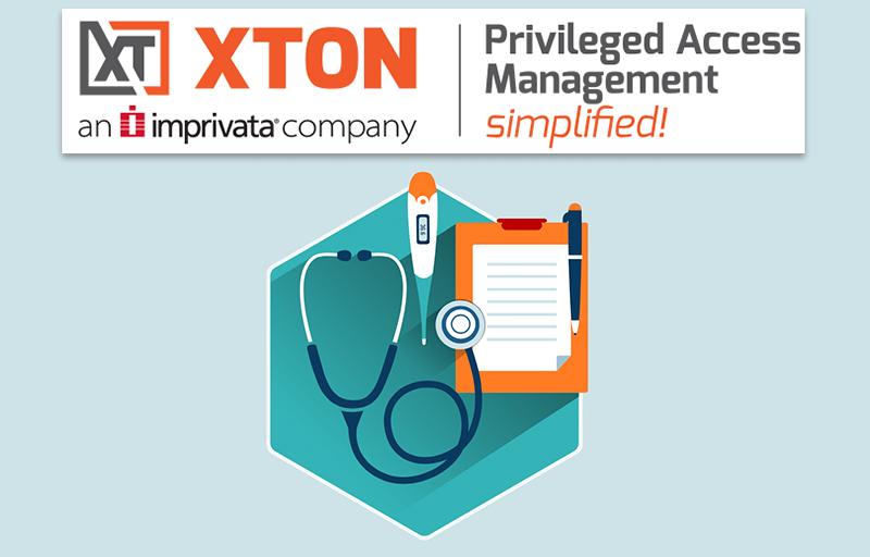 XtonTech Imprivata BLOG PAM Healthcare InfoSec Information Security
