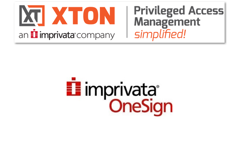 Xton Access Manager Product Update 2.3.202108222254 Imprivata OneSign