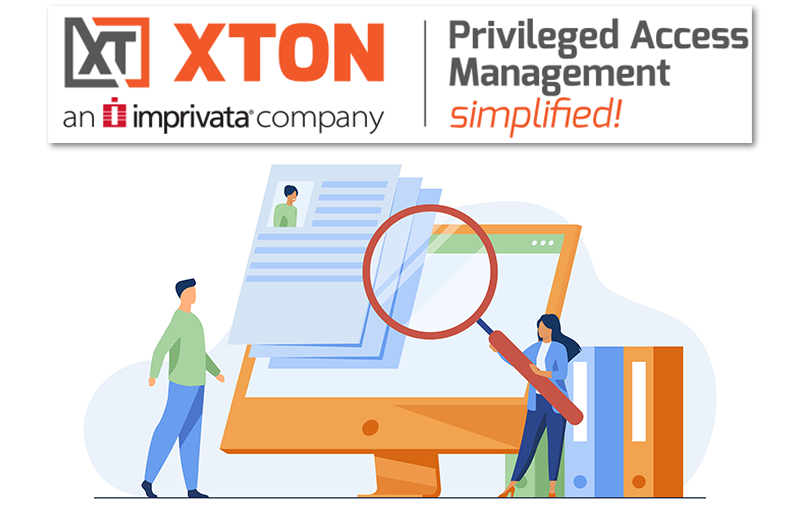 Xton Access Manager Product Update 2.3.202108082228 search records by id navigation record types encoded password reset