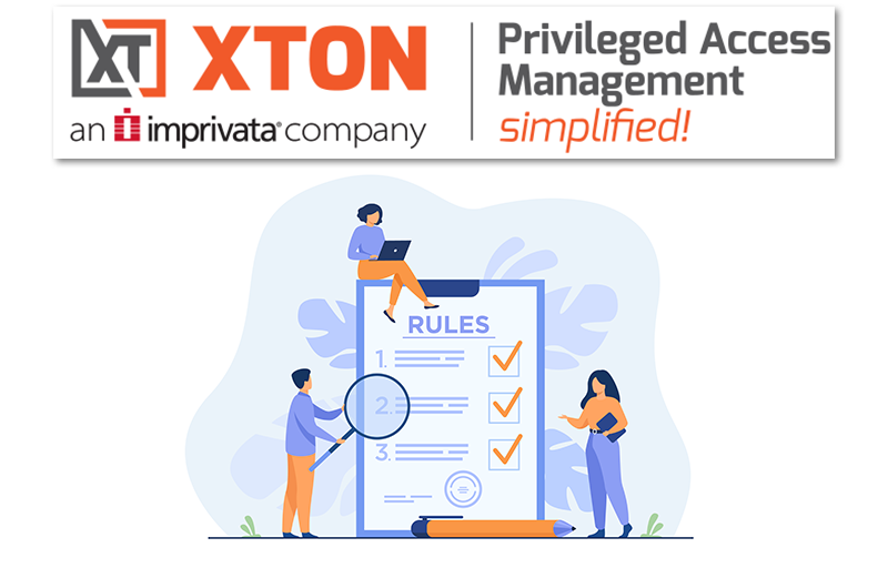 Xton Access Manager Product Update 2.3.202110032253 Archived Objects Retention WEB Sessions Message Banner
